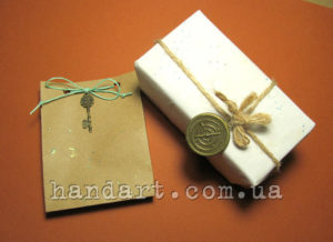 Упаковка подарков готова