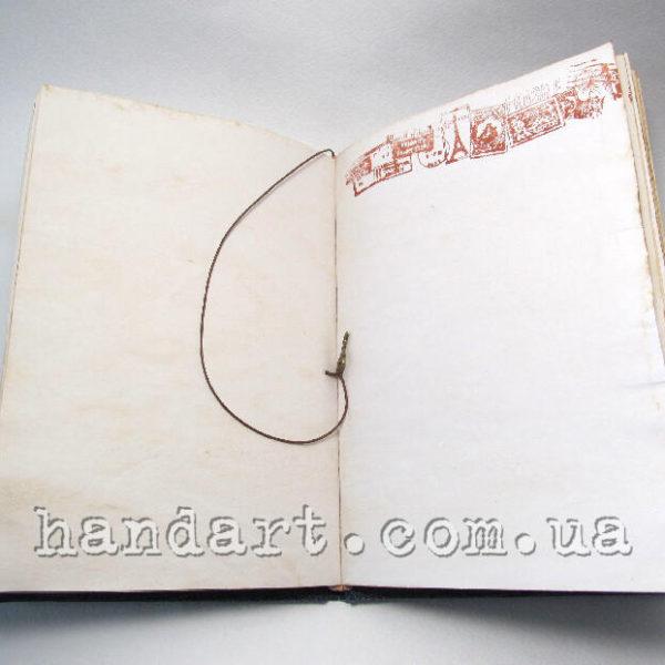 """Блокнот """"Джинс"""" листы с рисунком"""