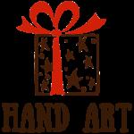 Логотип компании HandArt