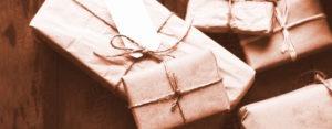дарить подарки или принимать